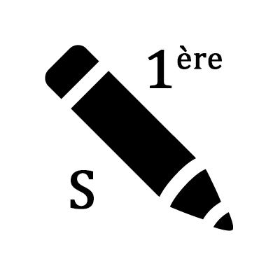 Exercices de maths première S