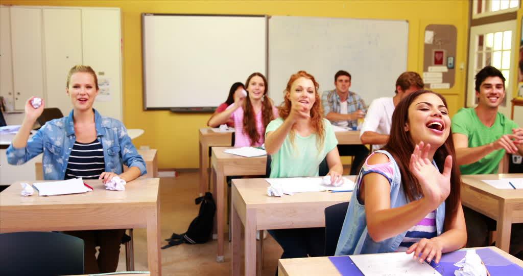 Les 10 meilleurs délires à l'école en photo