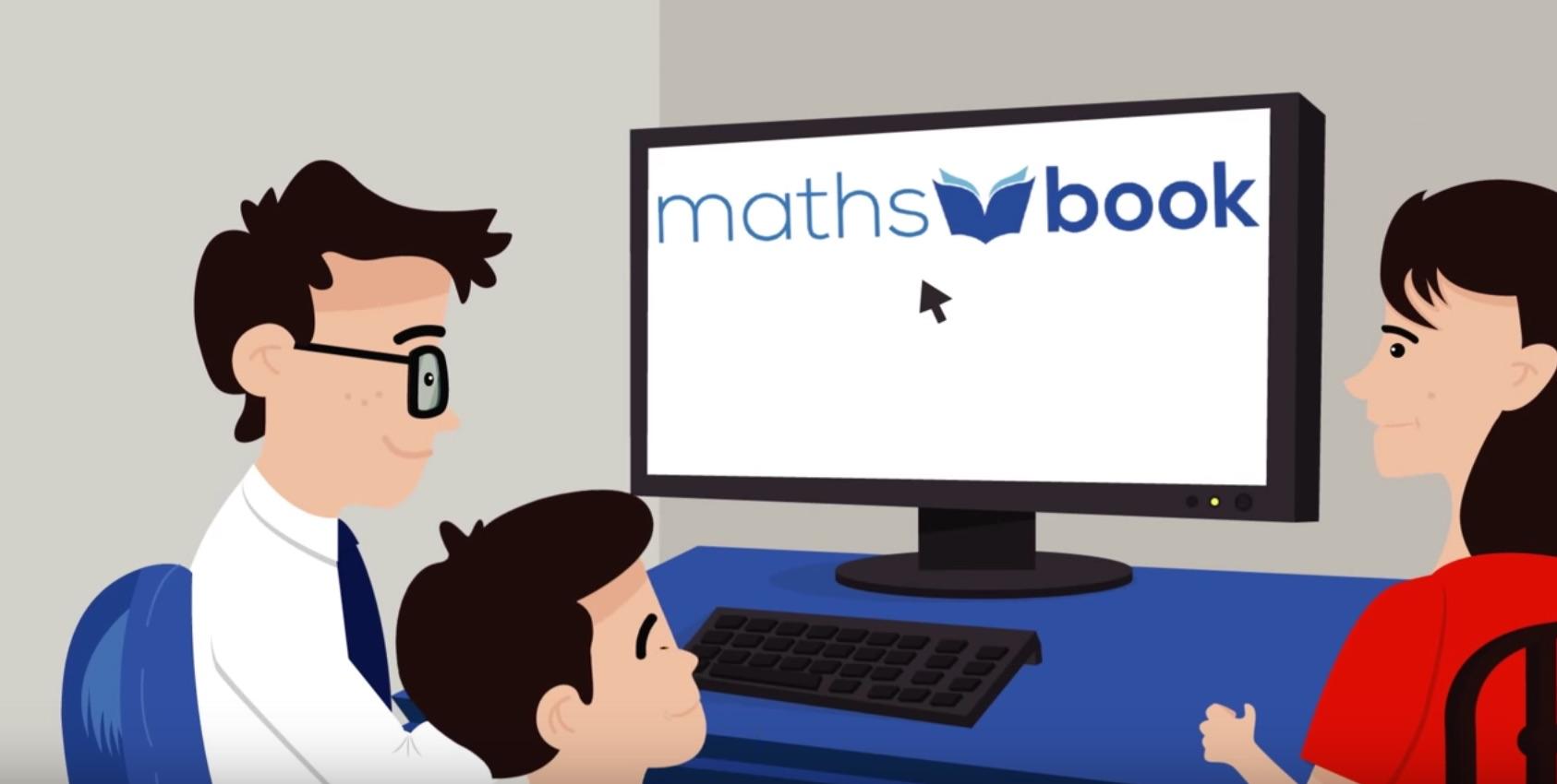 Vidéo de présentation de Mathsbook