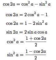formule trigonometrique pdf