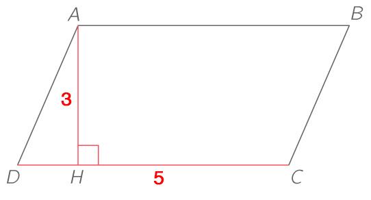 Calculer L Aire D Un Parallelogramme Cours 6eme
