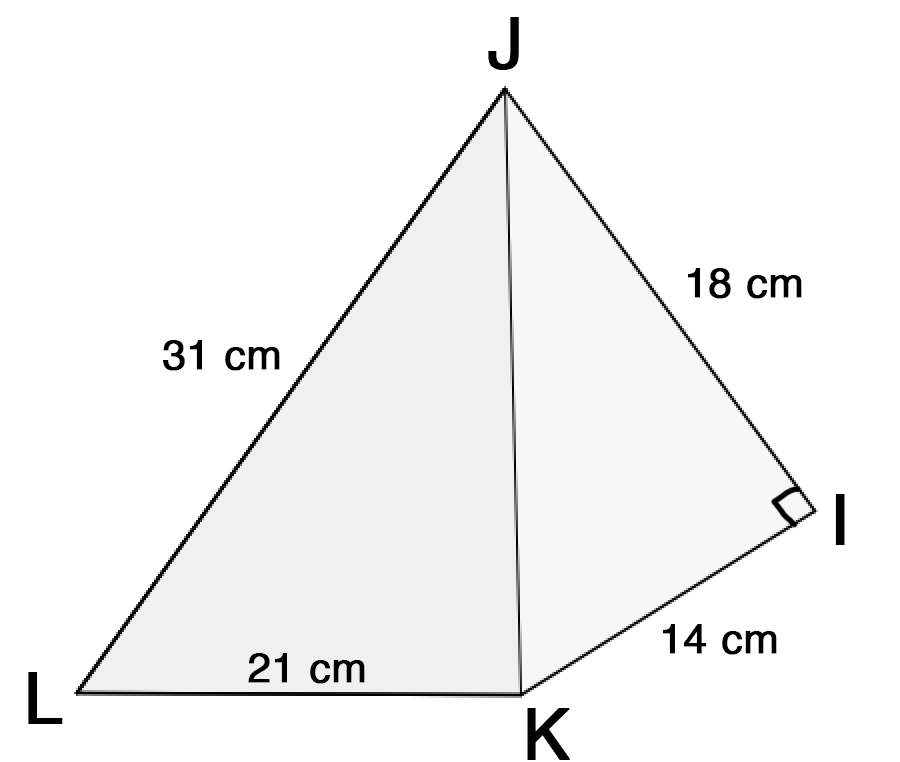 Théorème de Pythagore et réciproque | Exercice de maths 4ème