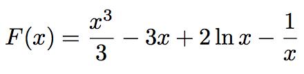 exercices primitives terminale es pdf